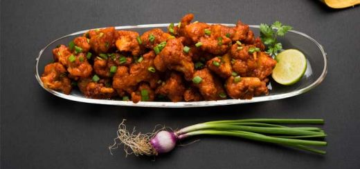 Spicy & Crispy Kung Pao Cauliflower