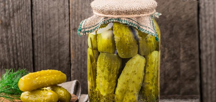 The Real Deal Old School Fermented Dill Pickles