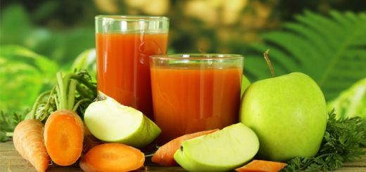 Awesome Sweet Potato Carrot Juice For Healthy Skin
