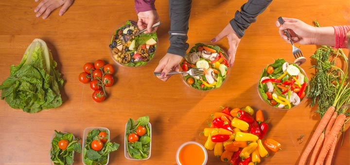 Why This Vegetarian Meal Prep Is A Must For Being Healthy