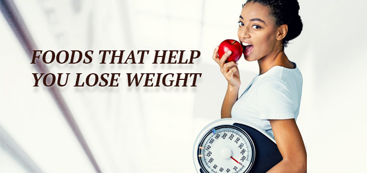 The Best Foods To Eat That Support Weight Loss