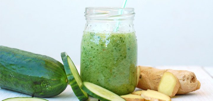 The Best Smoothie To Drink To Get Rid Of Bloating
