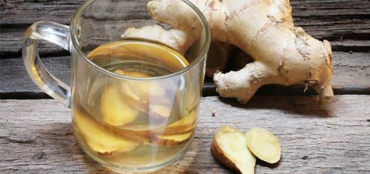 This Ginger Water Recipe Can Help You Lose Weight