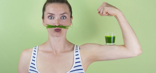 7 Reasons Why You Need To Be Drinking Chlorophyll Water