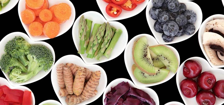 The Top 5 Healthy Foods That Are Rich In Antioxidants