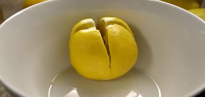 Place A Cut Lemon Beside Your Bed For These Benefits