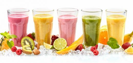 Drink These 5 Smoothies To Help Cleanse Your Whole Body