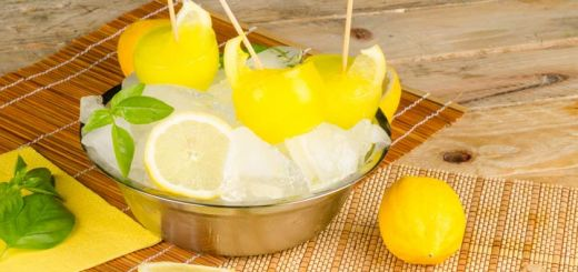 Once You Feel The Benefits, You Won't Stop Freezing Lemons