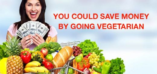 Going Vegetarian Could Actually Help You Save Money