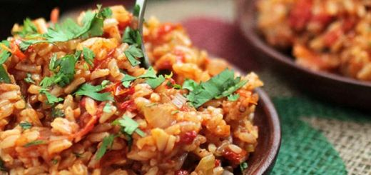 Vegan Jambalaya With A Kick