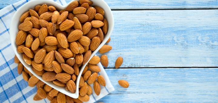 Are Almonds The Secret Heart-Healthy Food You've Been Missing?