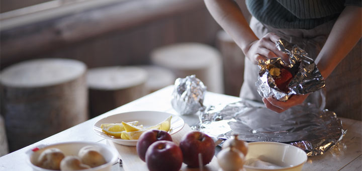 If You Use Aluminum Foil, Stop Right Now: Here's Why