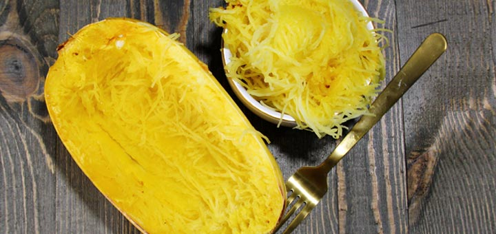 The Easiest Way To Cook Spaghetti Squash