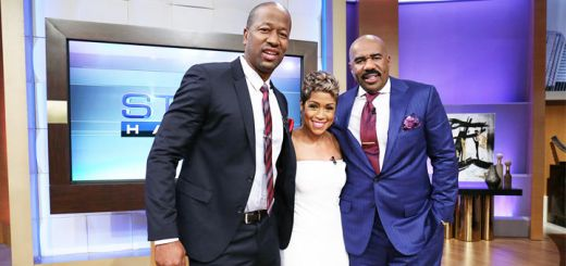 Dherbs CEO Talks Weight Loss On The Steve Harvey Show