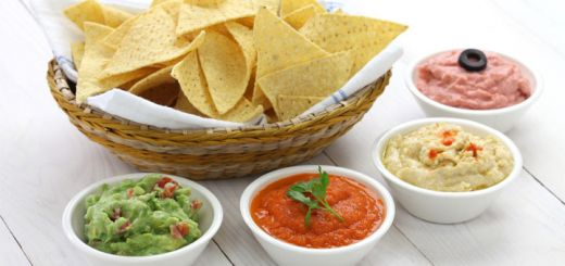 Try Our Favorite Dips For National Chip & Dip Day