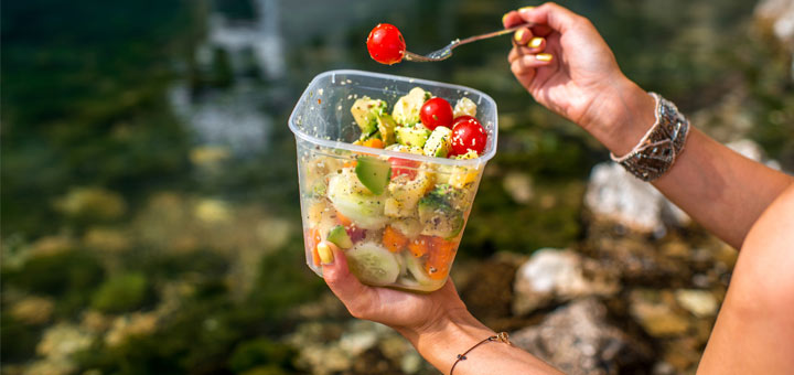 Healthy Habits: An Easy Salad Prep For Weekly Meals