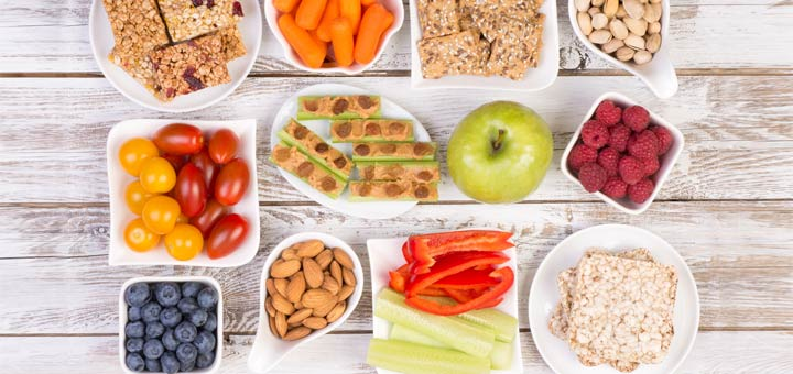Some Delicious & Healthy Snacks To Eat For Spring