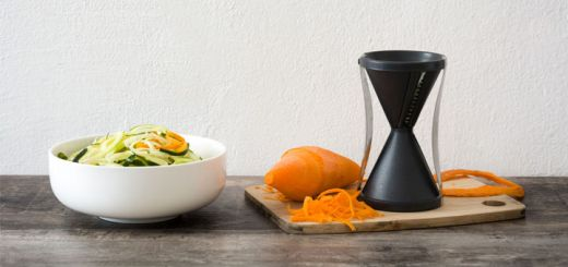 5 Ways To Use Your Vegetable Spiralizer