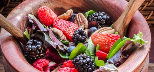 Spring Into Health With This Berrylicious Salad