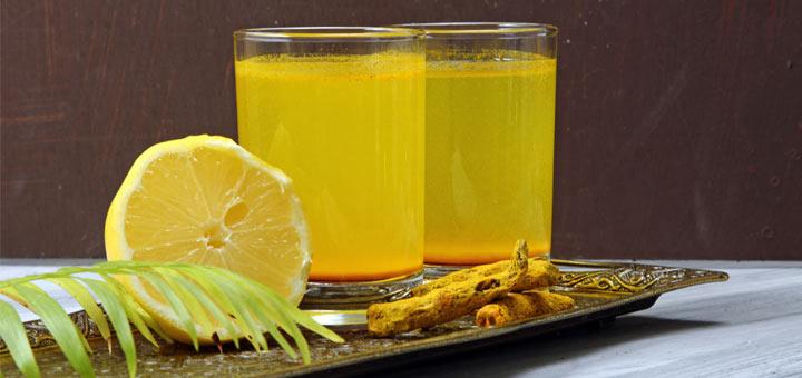 Turmeric Lemonade That Can Fight Depression Better Than Prozac
