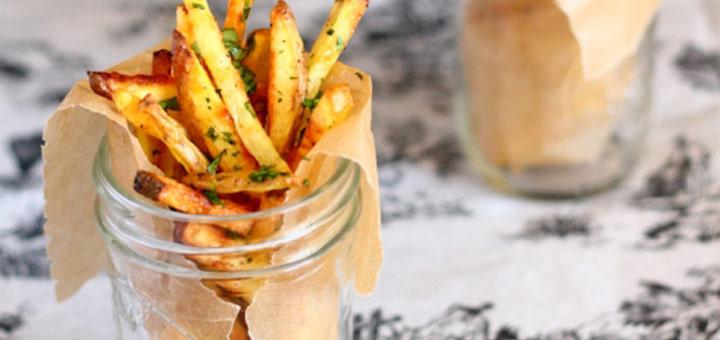 cilantro-garlic-fries
