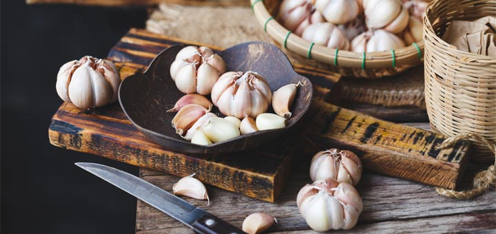 Try These Tasty Recipes For National Garlic Day 2017