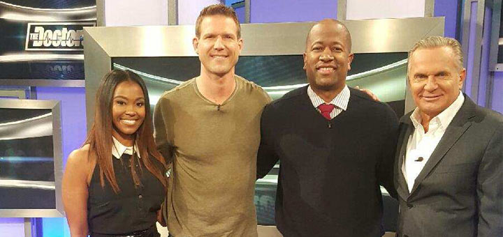 """Dherbs CEO Gives Back In A Major Way On """"The Doctors"""""""