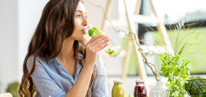 You Could Feel Healthier Just By Drinking These Water Remedies
