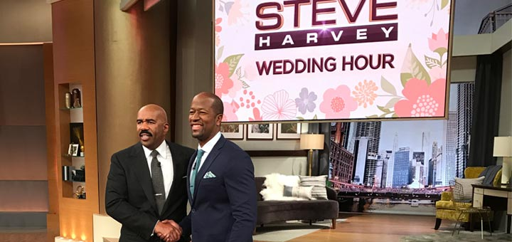 Dherbs CEO Reveals Bridal Weight Loss Challenge Results On Steve Harvey