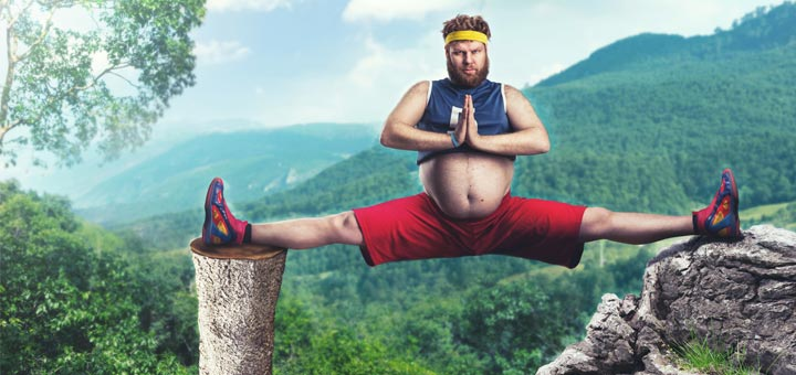 The Secret To Getting Rid Of Belly Fat