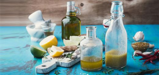 5 Game-Changing Salad Dressings To Eat While Cleansing