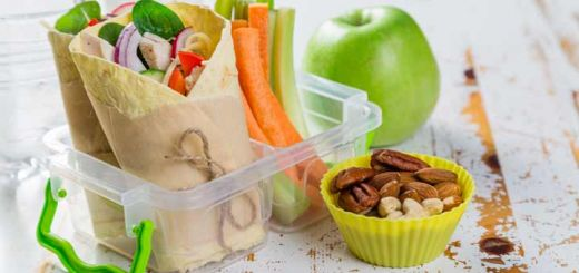 5 Awesome Back To School Snacks For Healthy Lunches