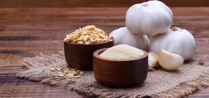 How To Make Your Own Homemade Garlic Powder