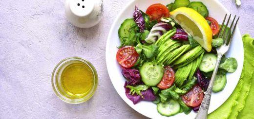 Summer Blast Salad With Avocado