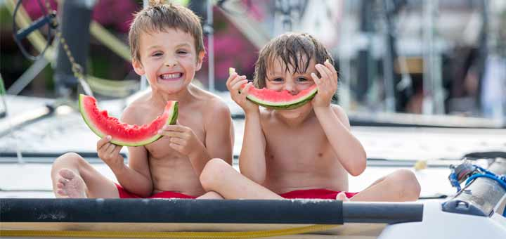 Try These Recipes For National Watermelon Day 2017
