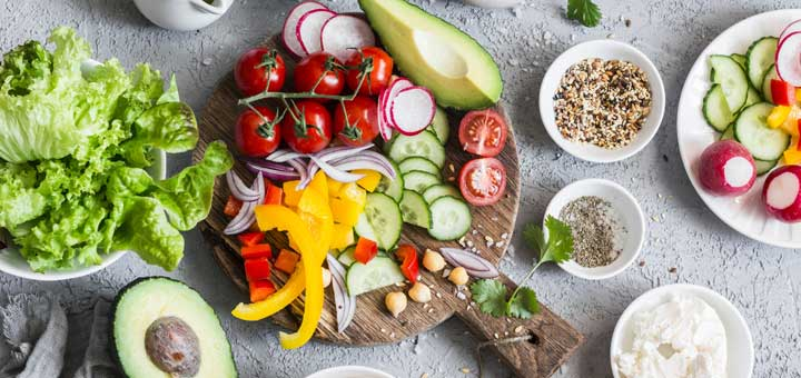 What Can I Include In My Salad While Cleansing?
