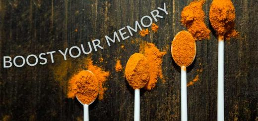 Spice Up Your Memory With 1 Gram Of Turmeric A Day