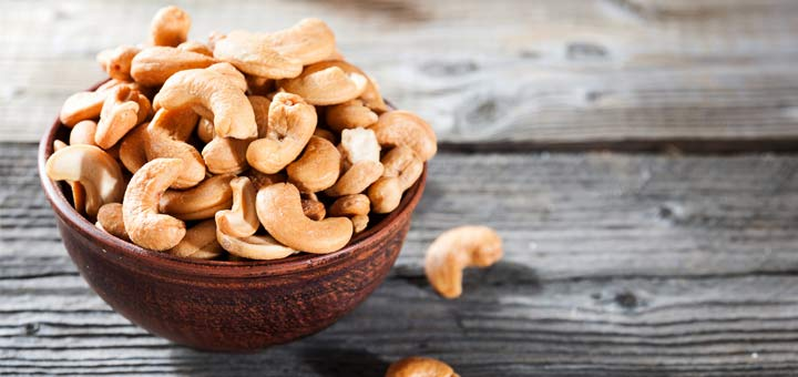 5 Cashew Recipes That'll Make Your Cleanse Better