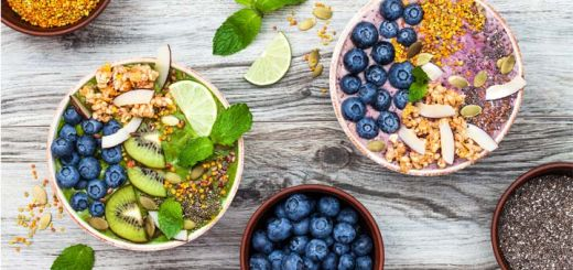 A Day Of Plant-Based Eating: 3 Recipes To Try