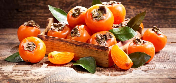4 Easy Ways To Use Persimmons Before They're Out Of Season