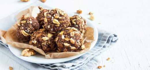 5 Ingredient Energy Bites To Fuel Your Day