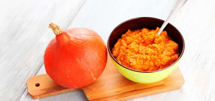 pumpkin-puree