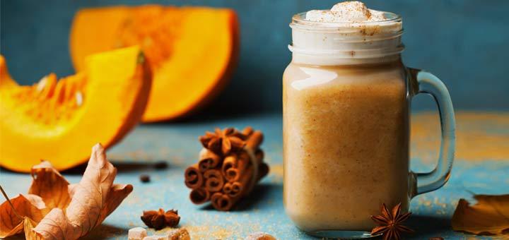 Healthy Ways To Get Your Pumpkin Spice Fix