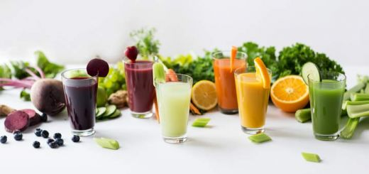 5 Juicing Recipes For High Cholesterol