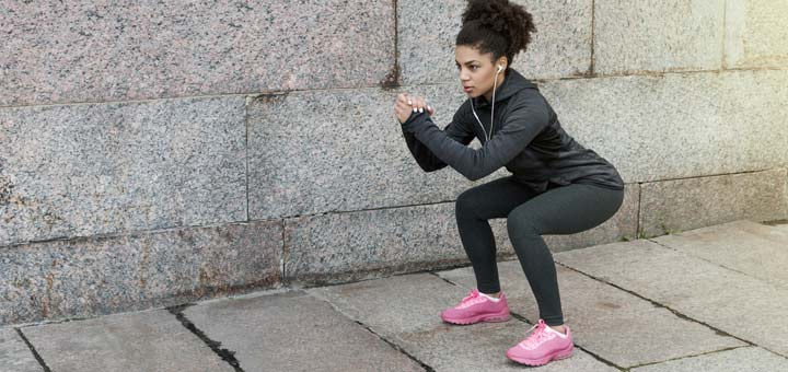 A Quick & Easy Workout To Help You Lose Thigh Fat