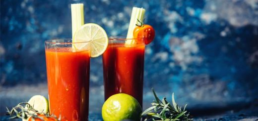 Full Body Cleanse Approved Alcohol-Free Bloody Mary