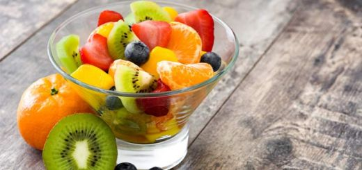 The Best Winter Fruit Salad For A Refreshing Snack