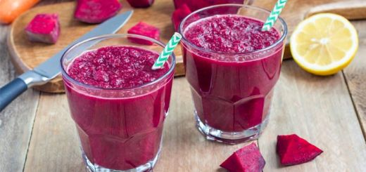 You Can't Beet This Breakfast Smoothie