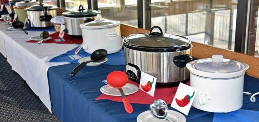 Time For A Cook Off! It's National Chili Day