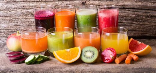 6 Juice Recipes For Common Health Problems